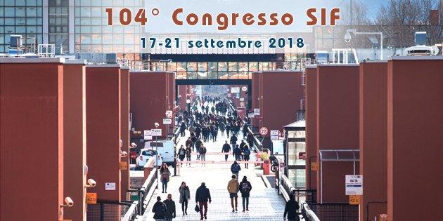 104° Congresso SIF - Sezione Giovani